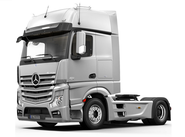 Oil capacities Actros NEW (BM963)